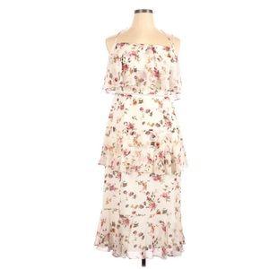 WAYF Imola Tiered Dress